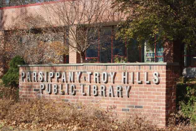 parsippany library