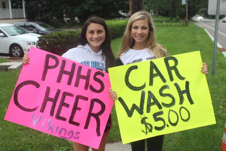 Viking Cheerleaders to hold Car Wash - Parsippany Focus