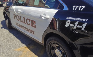 parsippany police