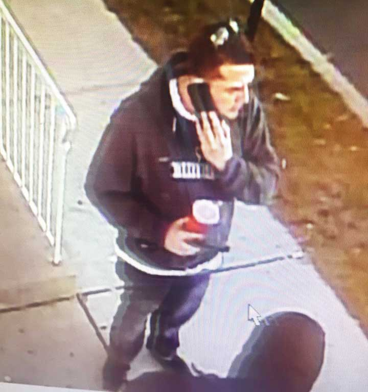 Detectives would like to speak to them regarding the incident happening on January 19