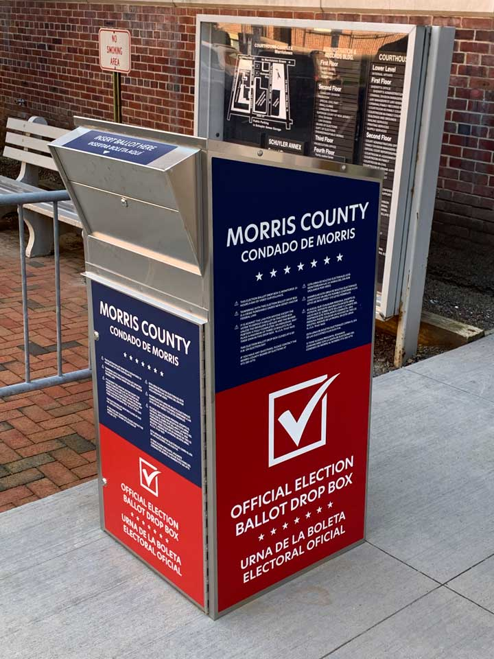 Parsippany Town Hall Will Have Election Ballot Drop Off Box Parsippany Focus